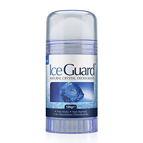 - Ice Guard Natural Crystal Deodorant - Twist Up 120g