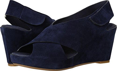 Murphy Navy Wedge Tori Sandal Women's amp; Johnston Oc4qW50n