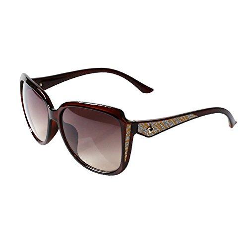Protección B Gafas de Viajes Protección solar polarizadas Conducción UV de Gafas luz A Ms Playa sol gafas Color ZHIRONG qT6wX6d