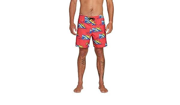 7f086ba8a5 Amazon.com: Volcom Men's Duhh Dunt Jaws 17