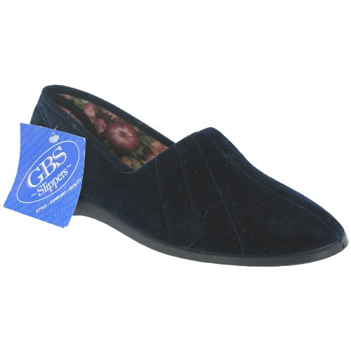 Donna Scarpina Pantofole Audrey Rosso Gbs A n7f1nw