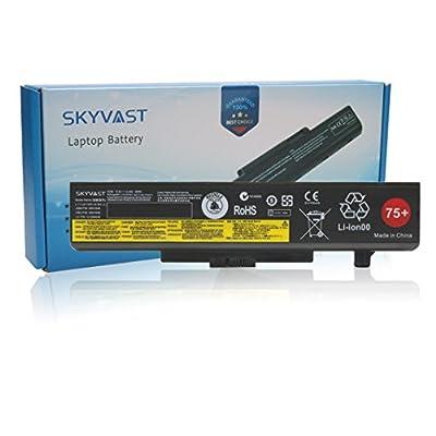 Skyvast 6-Cell 48Wh 75+ 0A36311 Battery for Lenovo B590 ThinkPad E430 E435 E440 E445 E530 E535 E540 E545 from SKYVAST