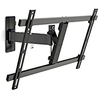 Vogels TV Wall Mount 120° Swivel and Tilt, WALL series, WALL 2325B Wall Mount for 40 to 65 inch TV max 66 lbs, Black
