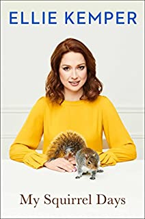 Book Cover: My Squirrel Days