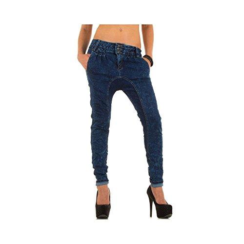 Blu Maxatys Jeans Maxatys Jeans Donna 66qaUw1pI