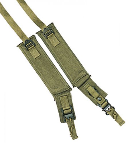 Rothco Plus Alice Pack Frame Shoulder Straps, Olive Drab