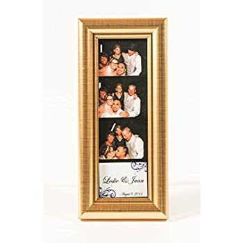 80 Premium Black Designer Photo Booth Frame 2x6 Picture Perfect Supply PPS26B