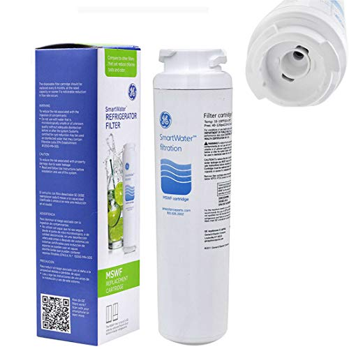 GE MSWF 101821B 101820A 101821-B SmartWater Fridge Water Filter Cartridge Sealed New 1 Pack