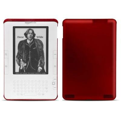 IFROGZ Luxe Case for Kindle 2 Red - KNDL2-ST-RED