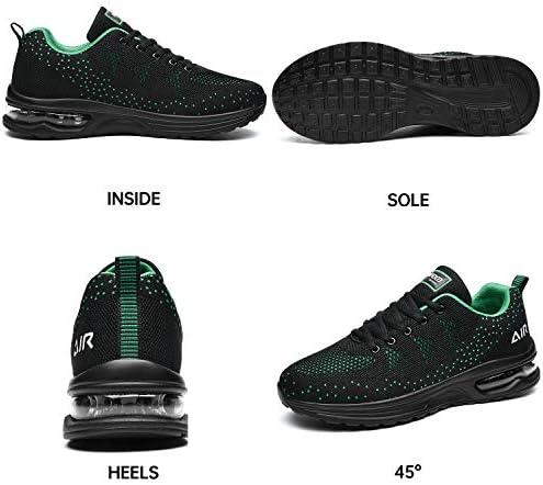 41LTYSpFAKL. AC Autper Mens Air Athletic Running Tennis Shoes Lightweight Sport Gym Jogging Walking Sneakers US 6.5-US12.5    Product Description