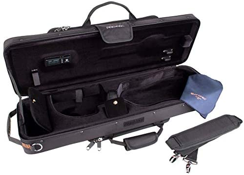 Protec PS144TL - Estuche para violín, color negro: Amazon.es: Instrumentos musicales