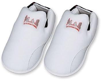 M.A.R InternationalLtd Elite Foot Protector Kick Boots Martial Arts Karate Taekwondo Boxing Kickboxing Thai Boxing Mma Muay Thai Child//X