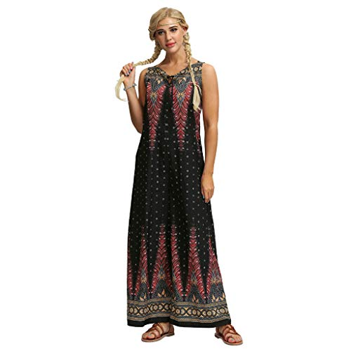 Women Loose Jumpsuit Yoga Gypsy Jogging Harem Pants Baggy Trousers Playsuit Teresamoon Black