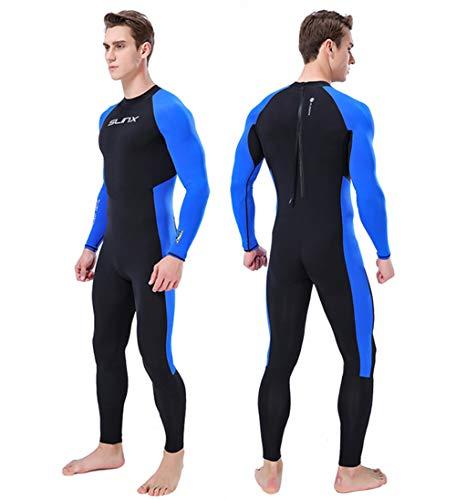 DiNeop Dive Skins Long Sleeve Full Body Lycra Wetsuit Scuba Rash Guard for  Women Men c81f3c408