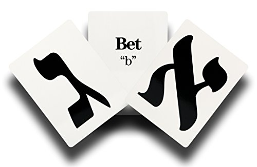 Aleph Bet Flash Cards ()
