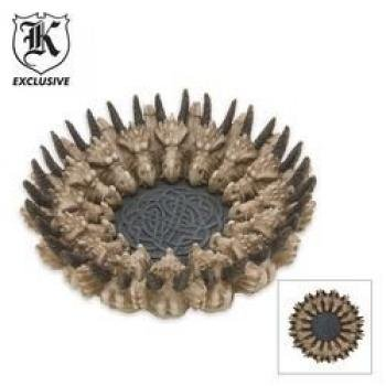 Dragon Claw Ashtray, Outdoor Stuffs