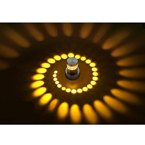 Plafonnier 3w Porche Applique Aluminium Lampe Murale Led Couloir hCtsxrQd