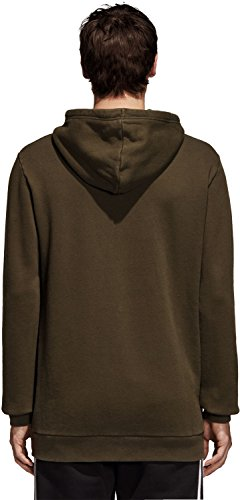 adidas Hombre Camiseta negro noche cargo Trefoil frf1wqRa