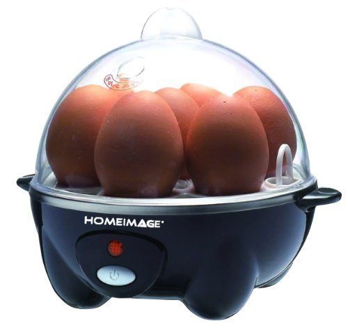 Home Image Electric Egg Cooker for up to 7 eggs - HI-92254