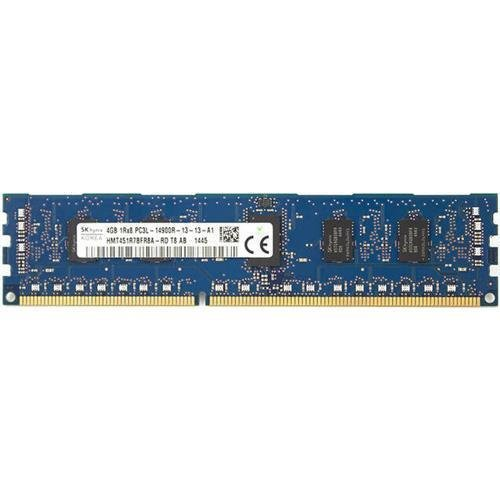 Hynix HMT451R7BFR8A-RDT8 4GB DDR3L PC3-14900 1866MHz ECC Reg CL13 Server Memory - Hynix Semiconductor