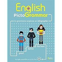 English Pictogrammar - La grammaire anglaise en infographie