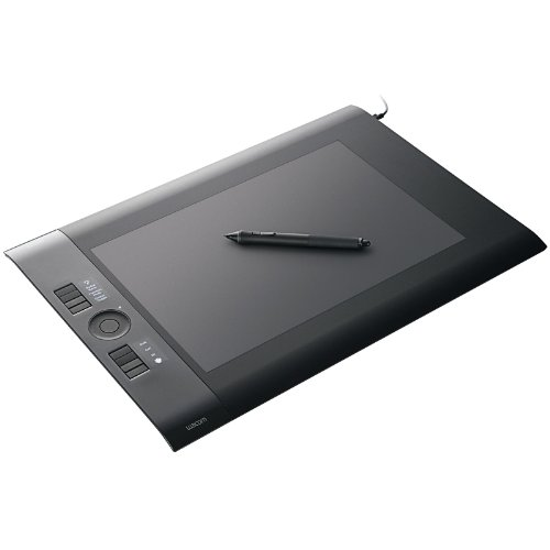 POSRUS NibSaver Surface Cover for Wacom Intuos 4 Large PT...