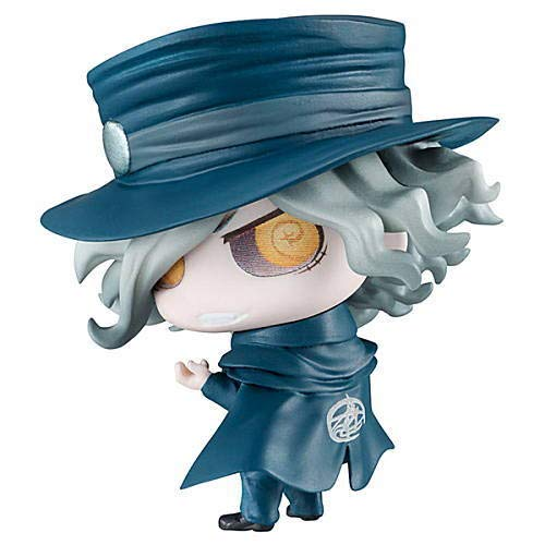 Fate Grand Order Petit Chara! Chimi Avenger Gankutsuou Edmond Dantes Character Mini Figure Vol.1 Swirly Eye Ver. Collection Anime Art