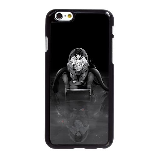 Schwarzweiß-Death Note XJ95IC4 iPhone 6 6S 4,7-Zoll-Handy-Fall Hülle Y3QT0H8HH