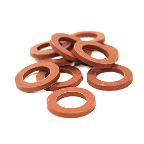 Gilmour 111GAMP PRO Heavy-Duty Rubber Washers for Hot Water Rated Hose and Hose-End Tools