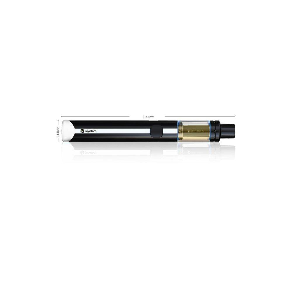 Joyetech - Kit todo en uno eGo AIO ECO - 1.2 ml - Color: gris - Sin tabaco ni nicotina: Amazon.es: Salud y cuidado personal
