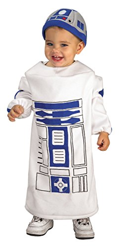 R2D2 Baby Infant Costume - Toddler - R2d2 Baby Costumes