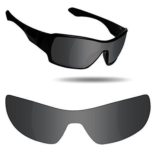 Fiskr Anti-Saltwater Replacement Lenses for Oakley Offshoot Sunglasses - Various - For Different Sunglasses Lenses Color