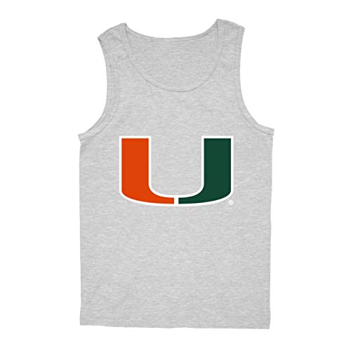 Official NCAA University of Miami Hurricanes - RYLMIA06, G.A.5200, S_Gry, XS]()