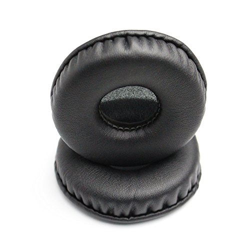 A Pair Protein Leather Earpads Replacement Earpad Ear Pads Cushion for Sony mdr ZX100 ZX300 ZX102dpv DR-BT101 Headphones