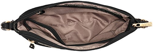 Bag Women's 1 Shoulder Black Credi Schwarz Maxima L PpSwaqIxzz