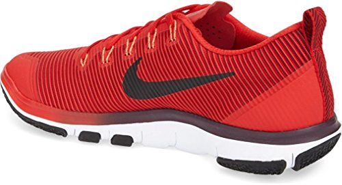 Zapatillas De Running Nike Hombres Free Train Versatility University Red / Black