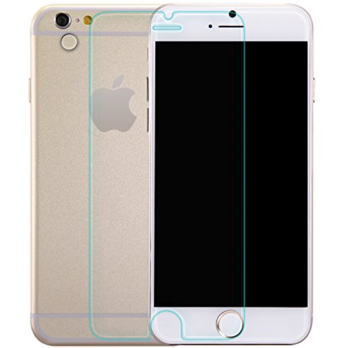IVSO 3 Pack of Prime Protector de Pantalla para Apple iPhone 6 Plus 5.5-Inch Smartphone (Clear - 3 Pack): Amazon.es: Hogar