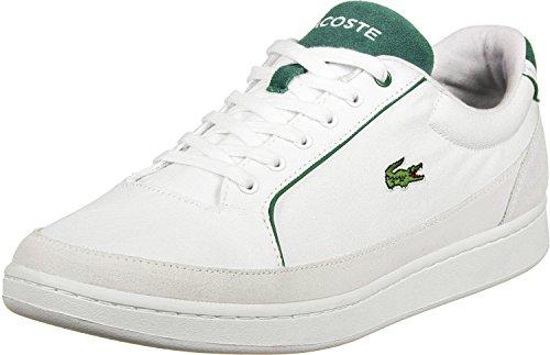 Lacoste Sport Setplay 117 2 SPM Schuhe Weiß Grün