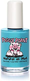 product image for Piggy Paint 100% Non-toxic Girls Nail Polish - Safe, Chemical Free Low Odor for Kids, Sea-quin - Great Stocking Stuffer for Kids