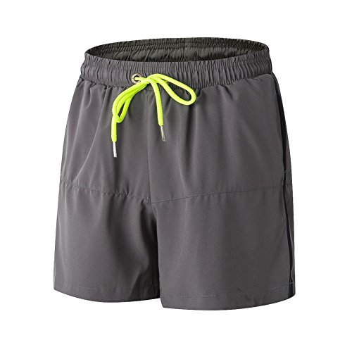 Fenta Men's Casual Shorts Quick-drying Sports Pants Fitness Short Running Walking