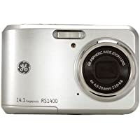 GE RS1400-SLC Digital Camera At A Glance Review Image