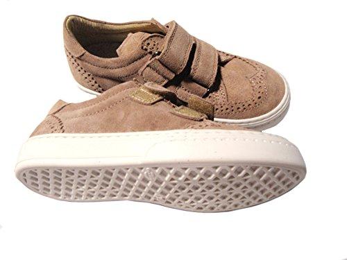 Gallucci 1363, Sneaker VELOUR HAVANNA, Gr. 36