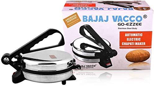 "BAJAJ VACCO®""Go-Ezzee"" Chapati/Roti/Khakhra Maker C-02 Wattage 900 5"