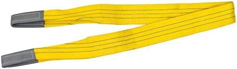 Width: 90/mm Petex 47103619/HEBEBAND WLL 3000/kg Length 6/m Yellow