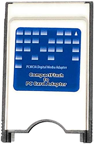 Digigear Compact Flash CF to PCMCIA PC Memory Card Adapter Reader (ATA Flash/UDMA)