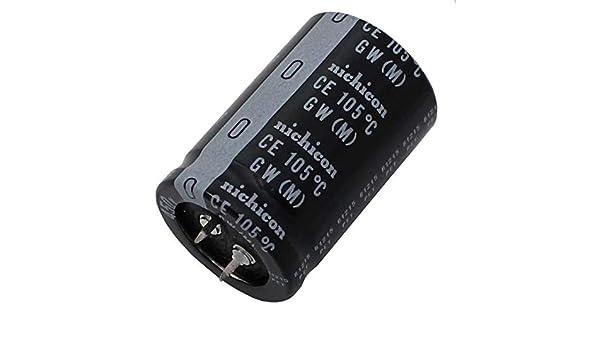 Snap-in Electrolytic Capacitor 330/µF 400V 105/°C ; ELXS401VSN331MR30S ; 330uF
