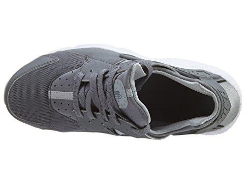 Nike Huarache Run (GS), Zapatillas de Running Para Niños Gris / Blanco (Cool Grey / Cl Grey-Wlf Gry-Wht)