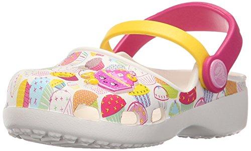 9af7fda8e416b crocs Crocs Karin Cupcake K Mini Heel Clog (Toddler/Little Kid ...