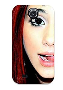 Best Protective Tpu Case With Fashion Design For Galaxy S4 (ariana Grande)