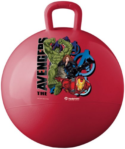 Ball Bounce and Sport TOYS Avengers Hopper (Styles and Colors May Vary), Baby & Kids Zone